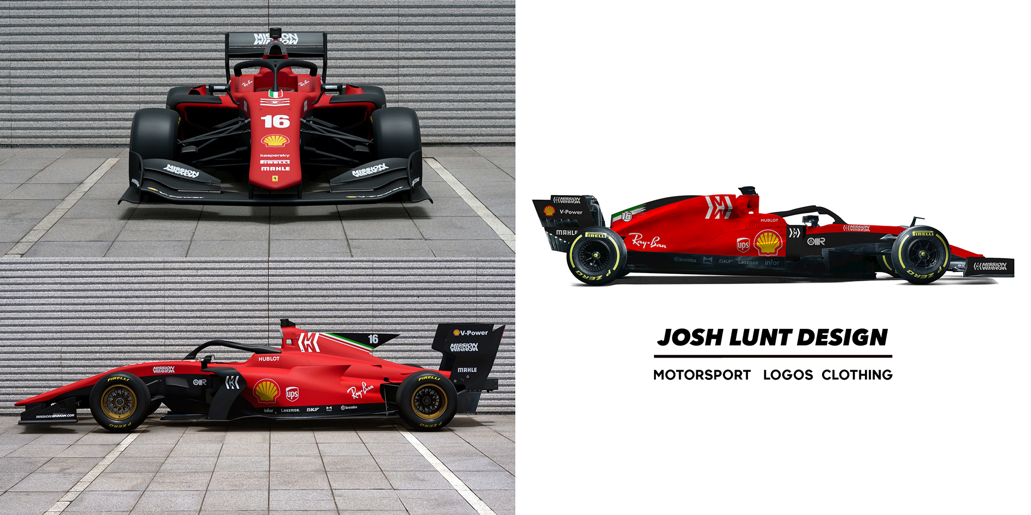 Redesigning All 10 2020 F1 Liveries Wtf1
